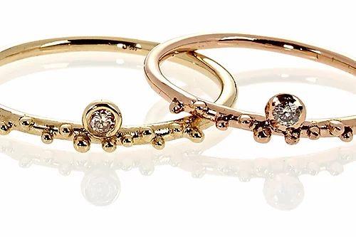 Ring EchtGoldig/Diamant RKAU31/09/54
