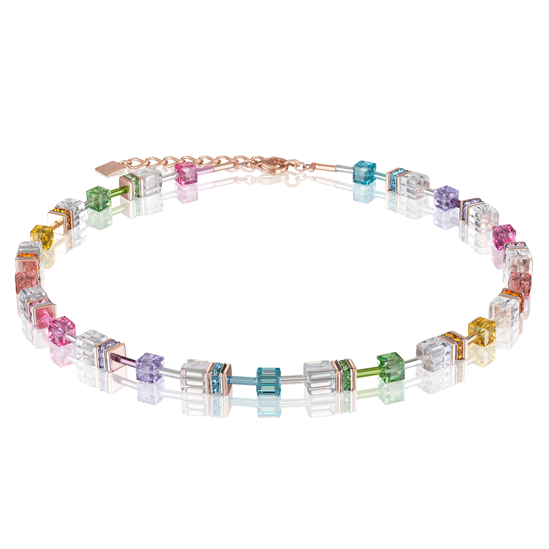 Collier GeoCUBE® multicolor 4022101500