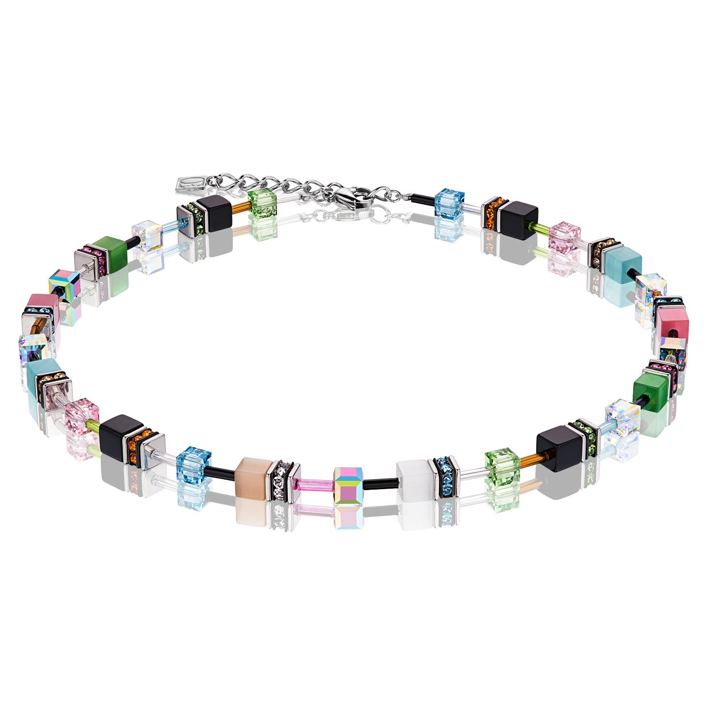 Collier GeoCUBE®  spring pastel 2838101537