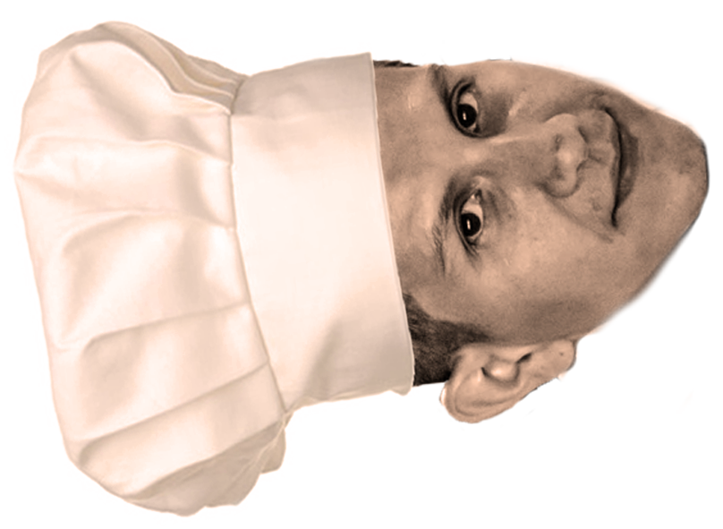 Picture of the chef Victor