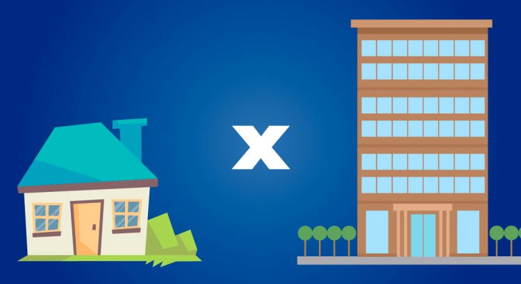 Casa ou Condomínio de Apartamentos?