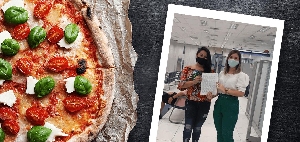 """Aprovação, pizza e muito """"chororô"""""""