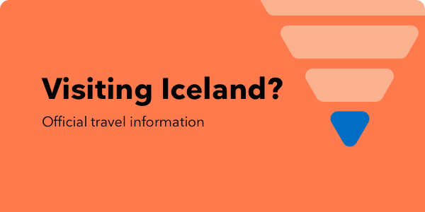 Visiting Iceland? Official travel information