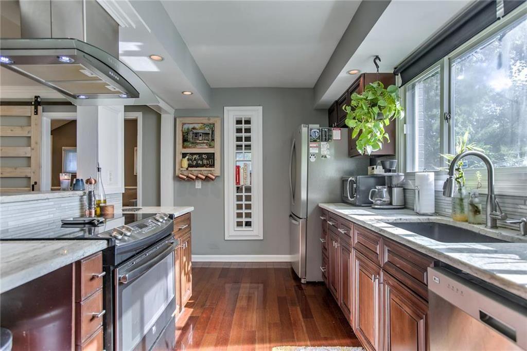 House Flip Kitchen Renovation After