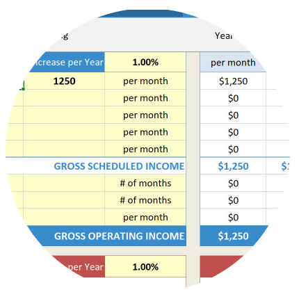 Rental Income Calculator