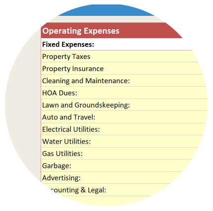 Rental Operating Expenses