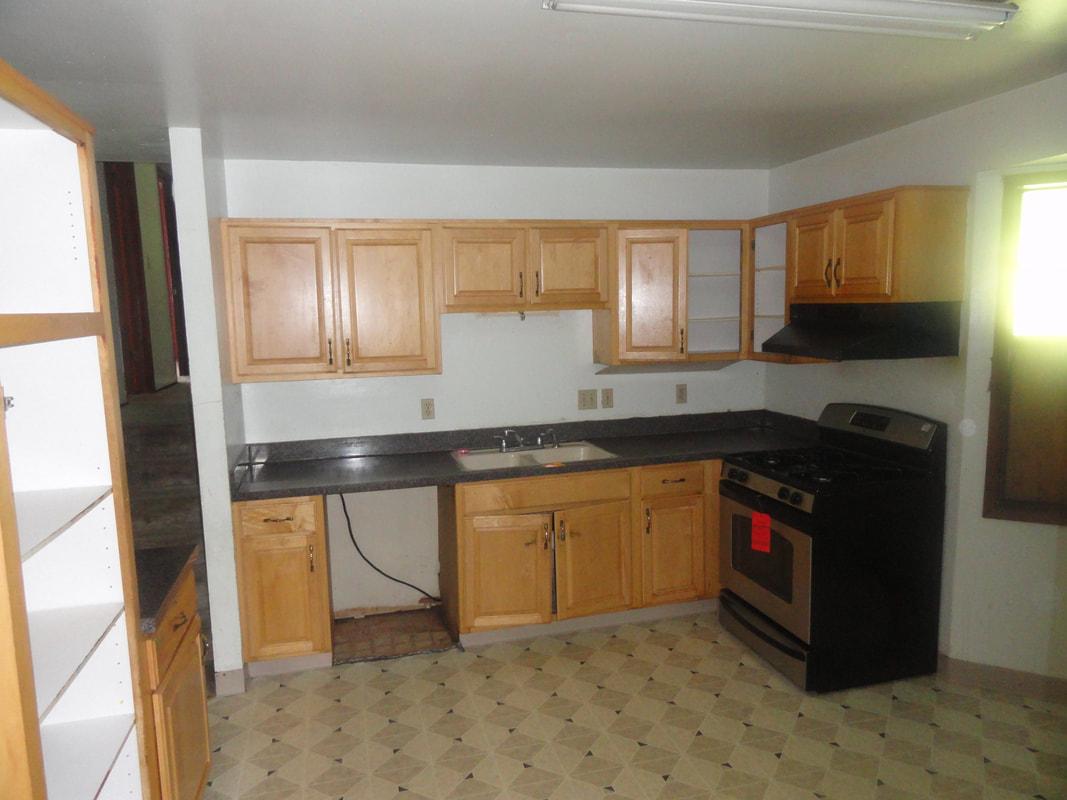 House Flip Kitchen Before