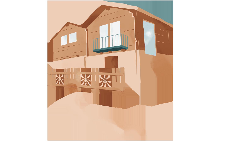 Ferienhaus in zermatt