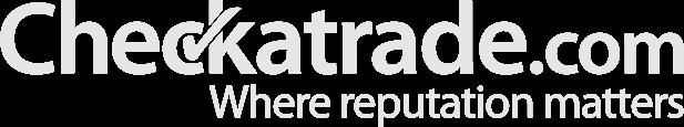 checkatrade.com white logo
