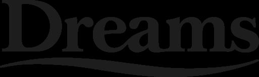 dreams.co.uk logo in black