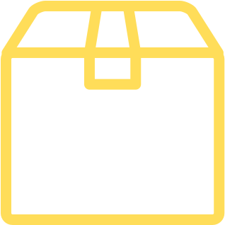 Home packing services icon