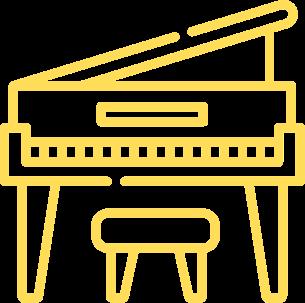 Piano removals icon