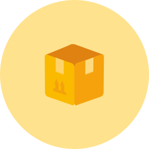 House removals packing icons