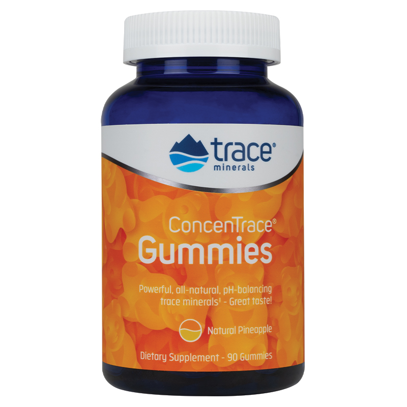 ConcenTrace® Gummies