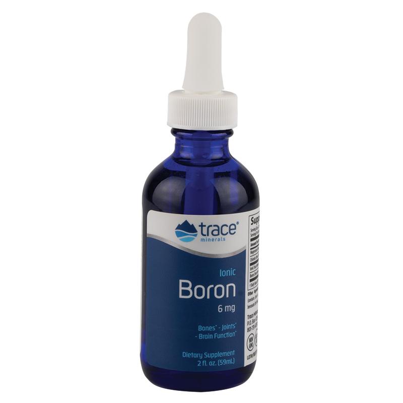 Ionic Boron