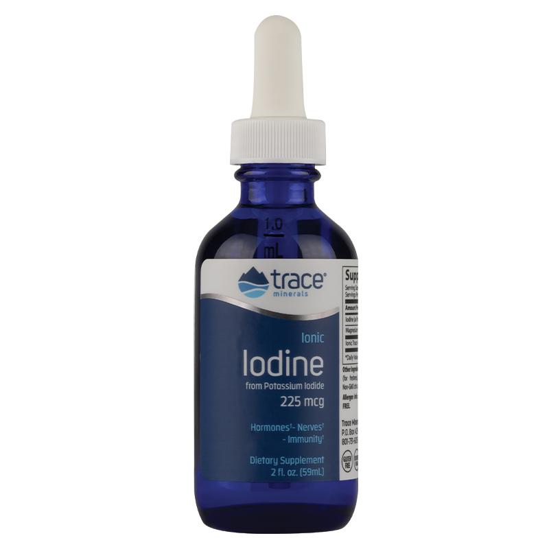 Ionic Iodine