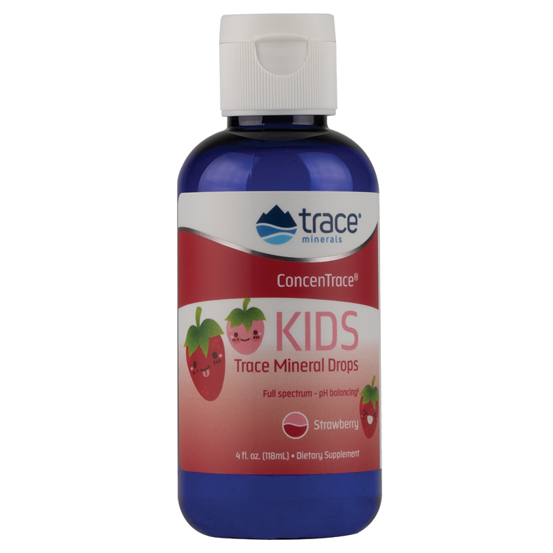 ConcenTrace® Kid's Trace Mineral Drops