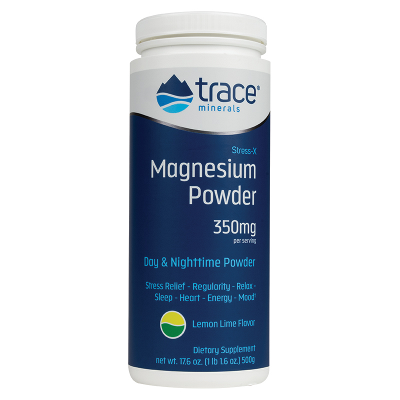 Stress-X Magnesium Powder - Lemon Lime
