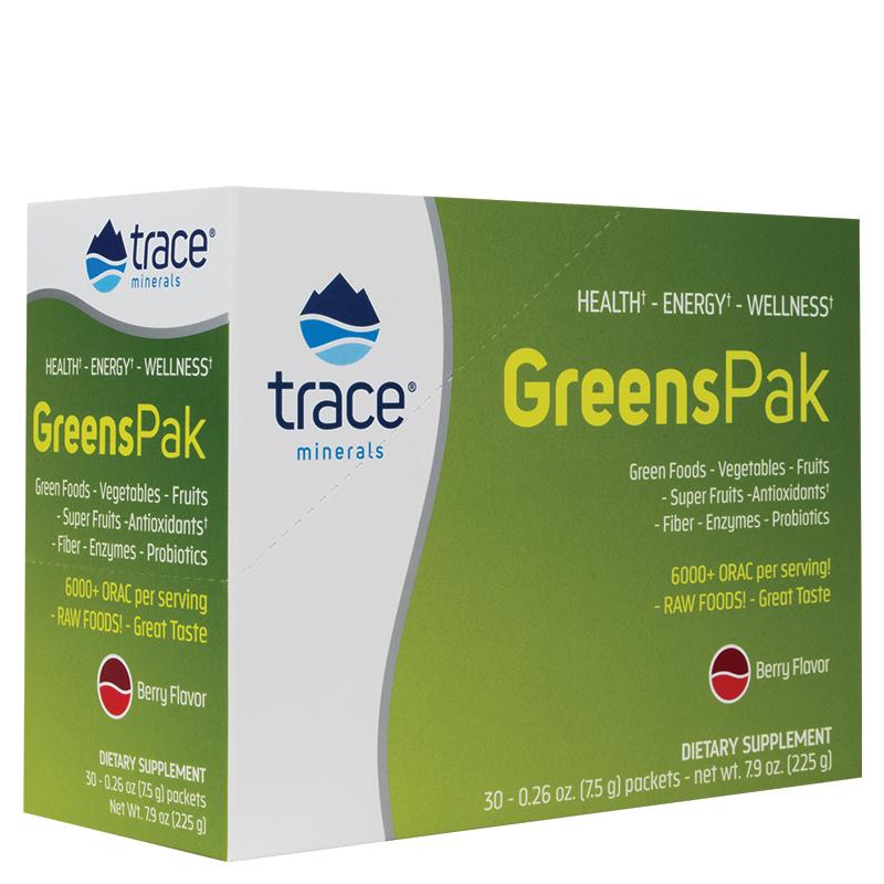 Greens Pak - Berry