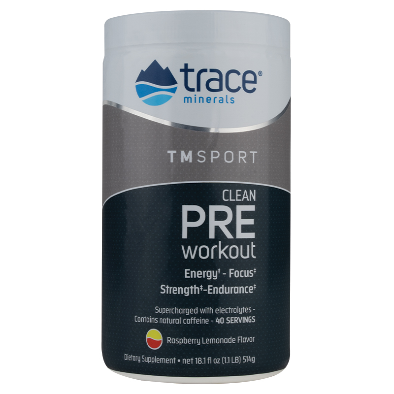 Clean Pre-Workout