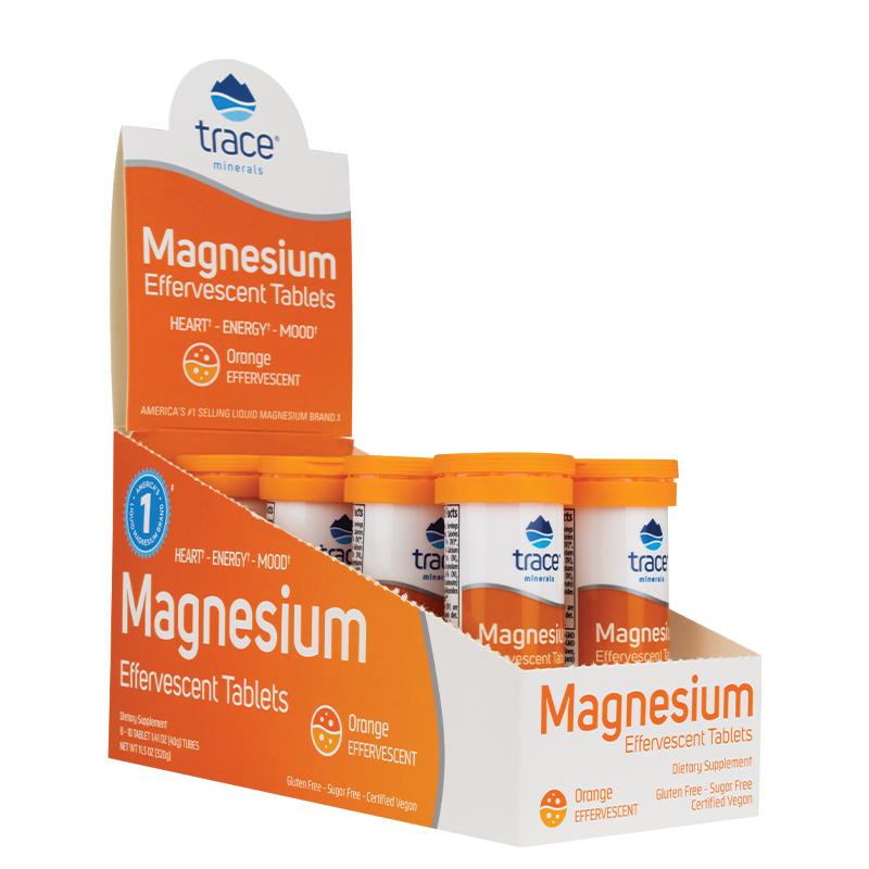 Magnesium Effervescent - Orange