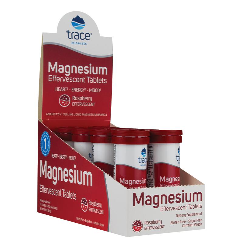 Magnesium Effervescent - Raspberry