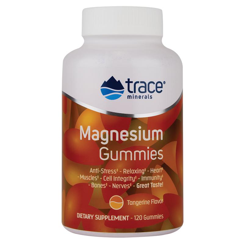 Magnesium Gummies - Tangerine