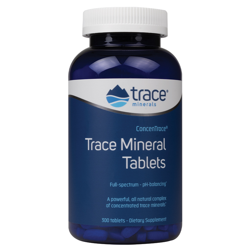 ConcenTrace® Trace Mineral Tablets