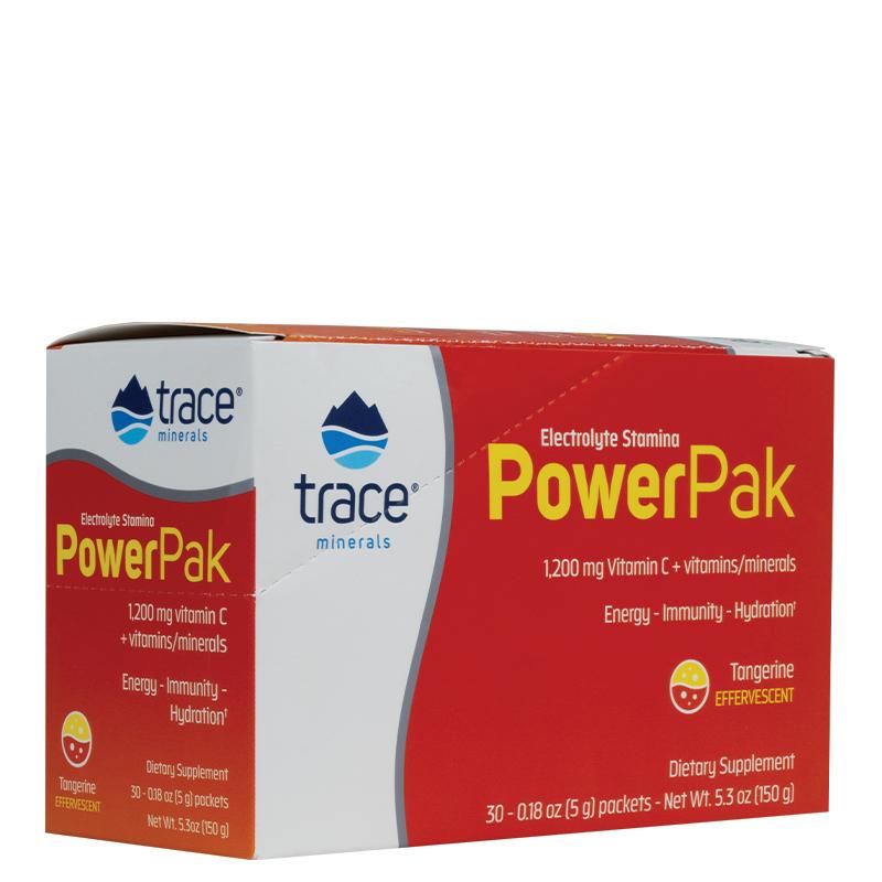 Electrolyte Stamina Power Pak - Tangerine