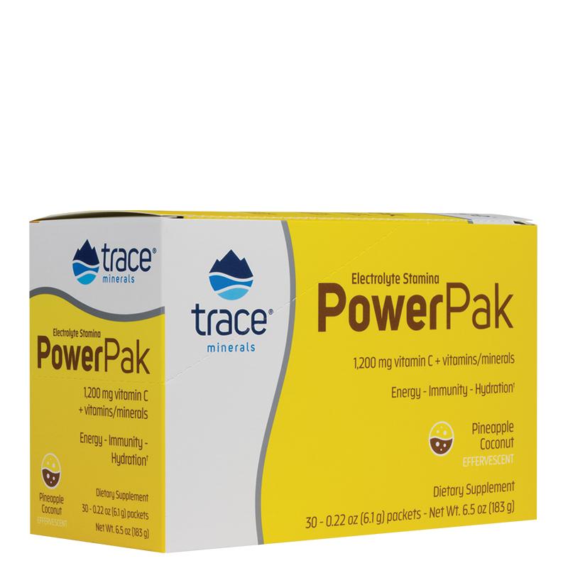 Electrolyte Stamina Power Pak - Pineapple Coconut