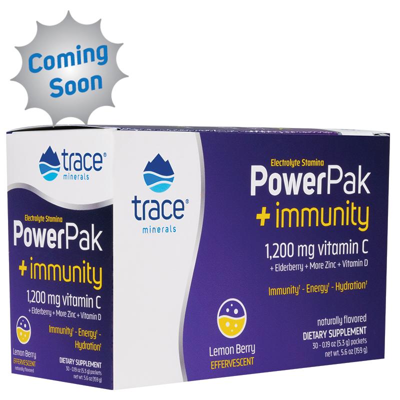 Electrolyte Stamina  Power Pak + Immunity