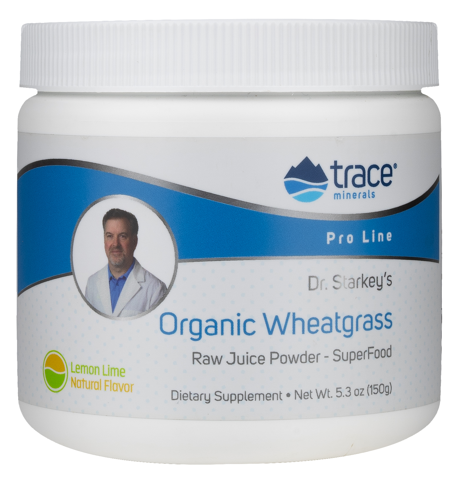 Dr. Starkey Organic Wheatgrass Lemon Lime Flavor