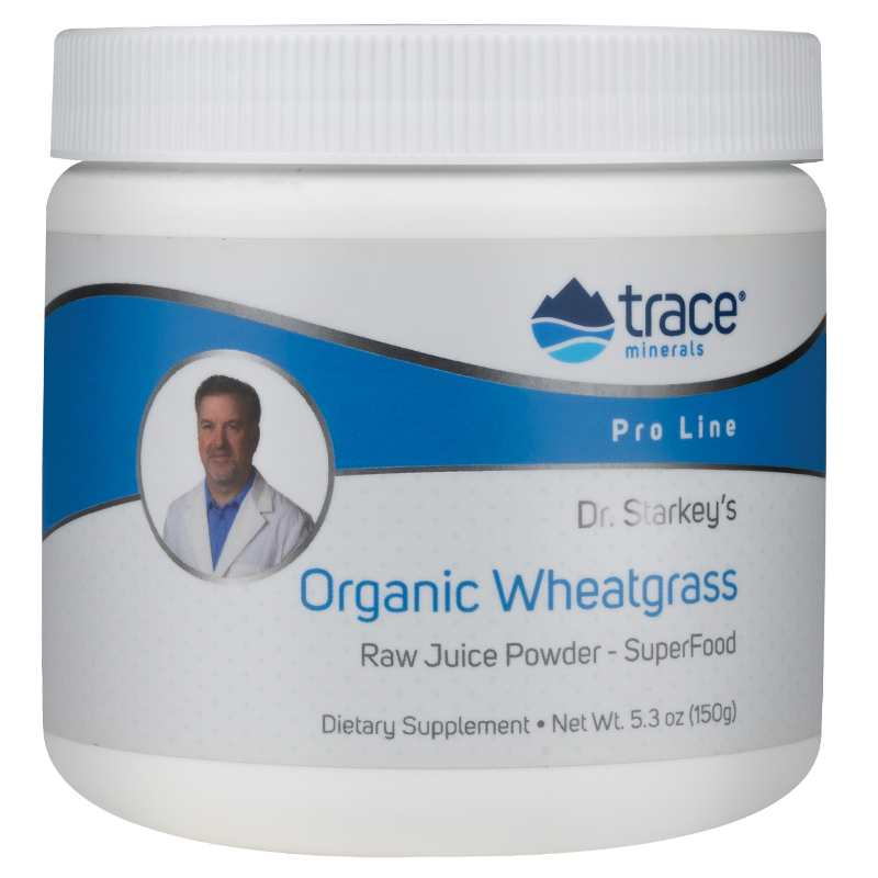 Dr. Starkey Organic Wheatgrass