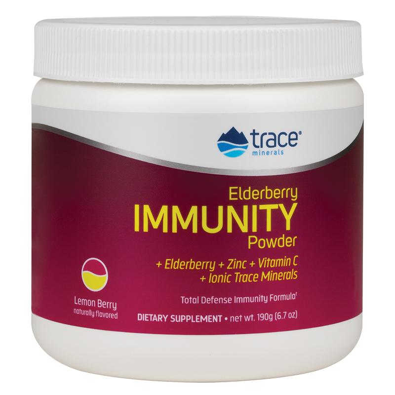 Elderberry Immunity Powder