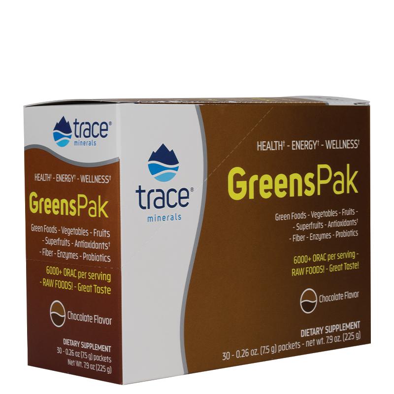 Greens Pak - Chocolate