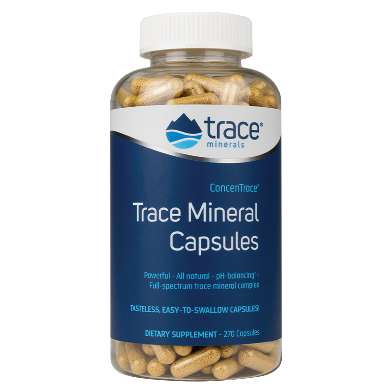 ConcenTrace® Trace Mineral Capsules