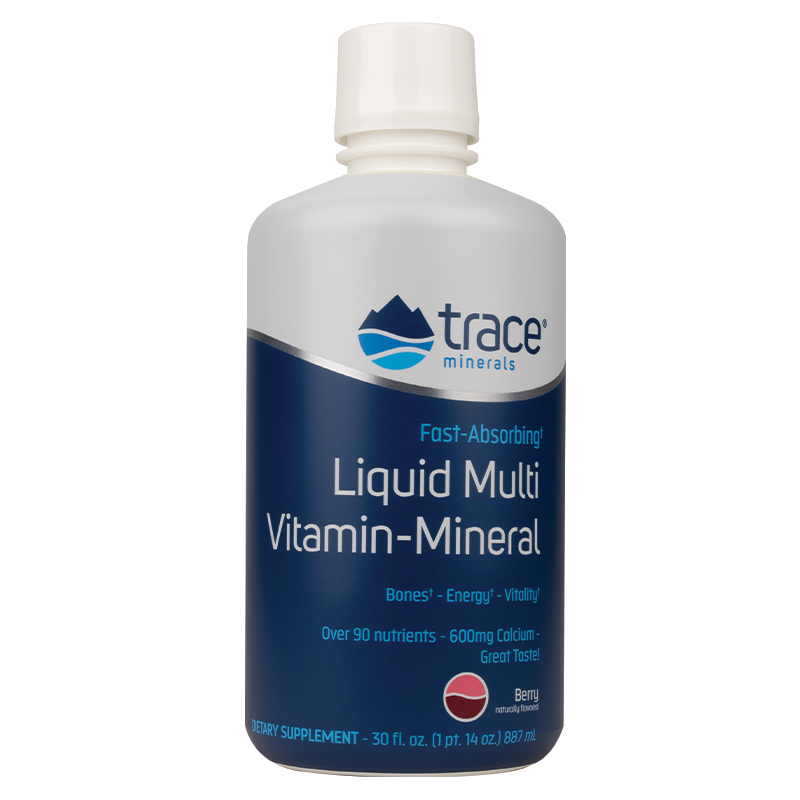 Liquid Multi Vitamin-Mineral - Berry
