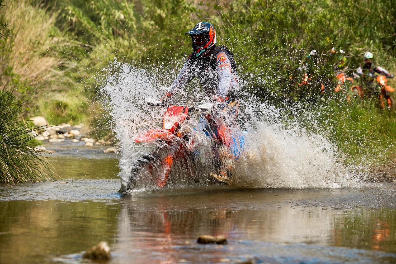 dust devils-El Chorro Lakes rides