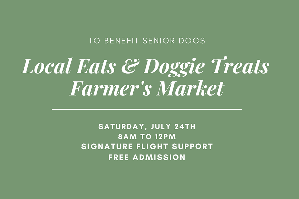 Local Eats & Doggie Treats Farmer's Market