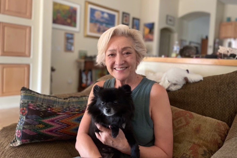 Volunteer Q&A: Nancy Myers