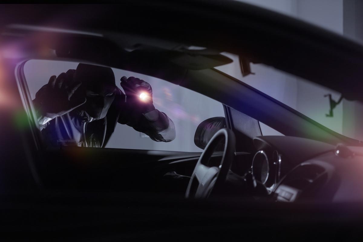 Ladrón de autos