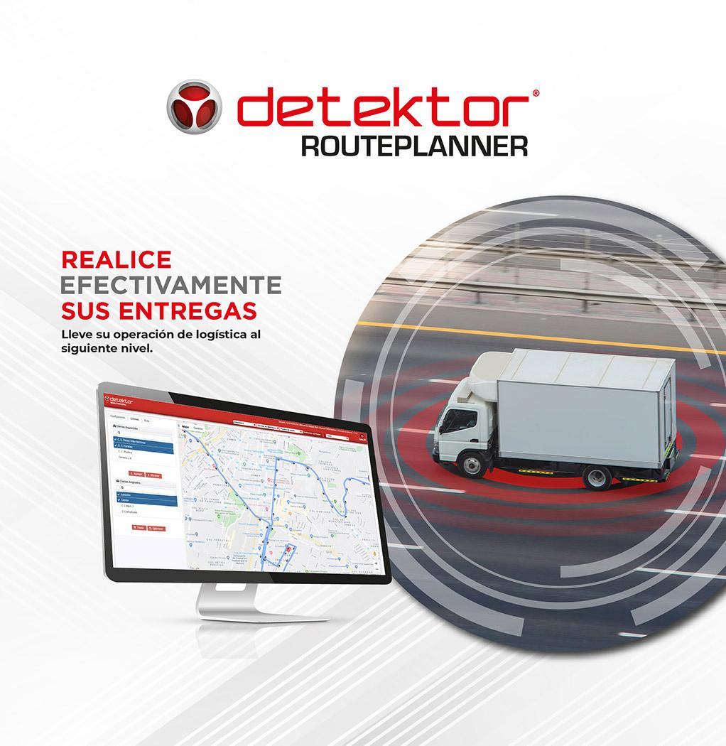 Detektor RoutePlanner