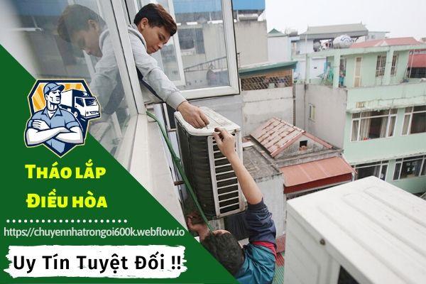 Top 10 Dịch vụ tháo lắp điều hoà giá rẻ Hà Nội