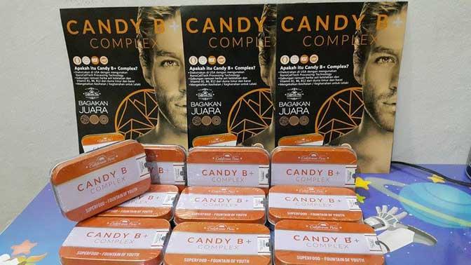 candy b+ complex asli