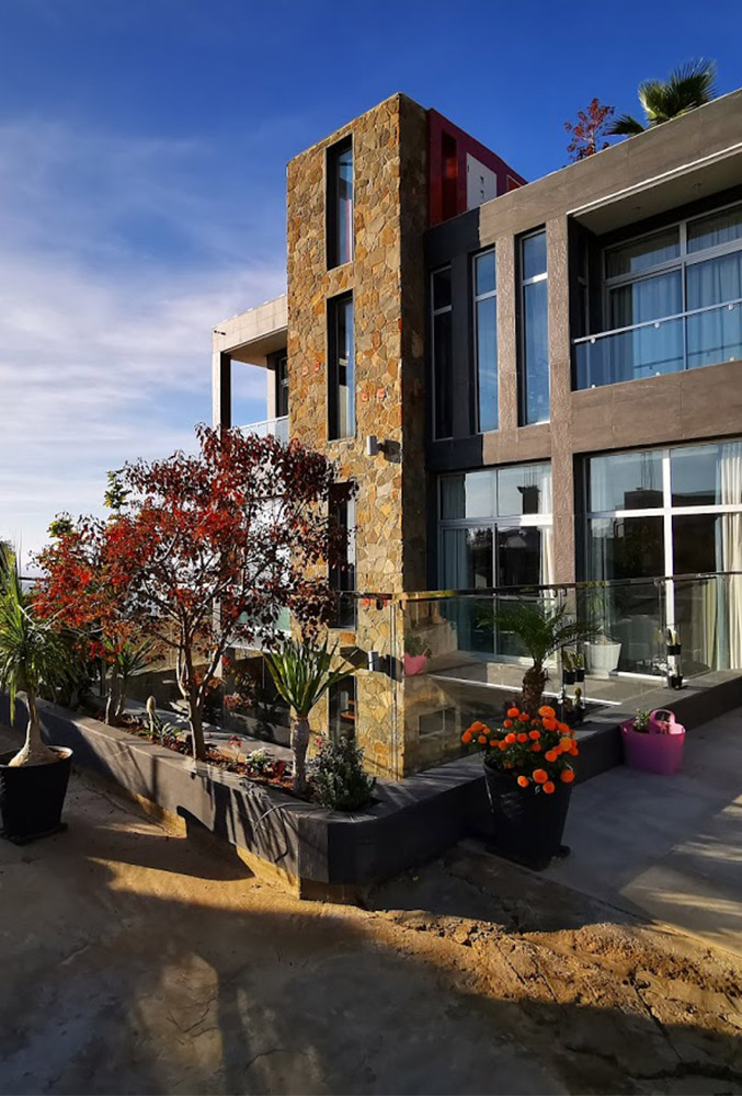uxury Villa for rent in Asilah