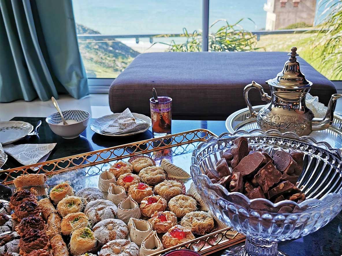 Tea time cakes