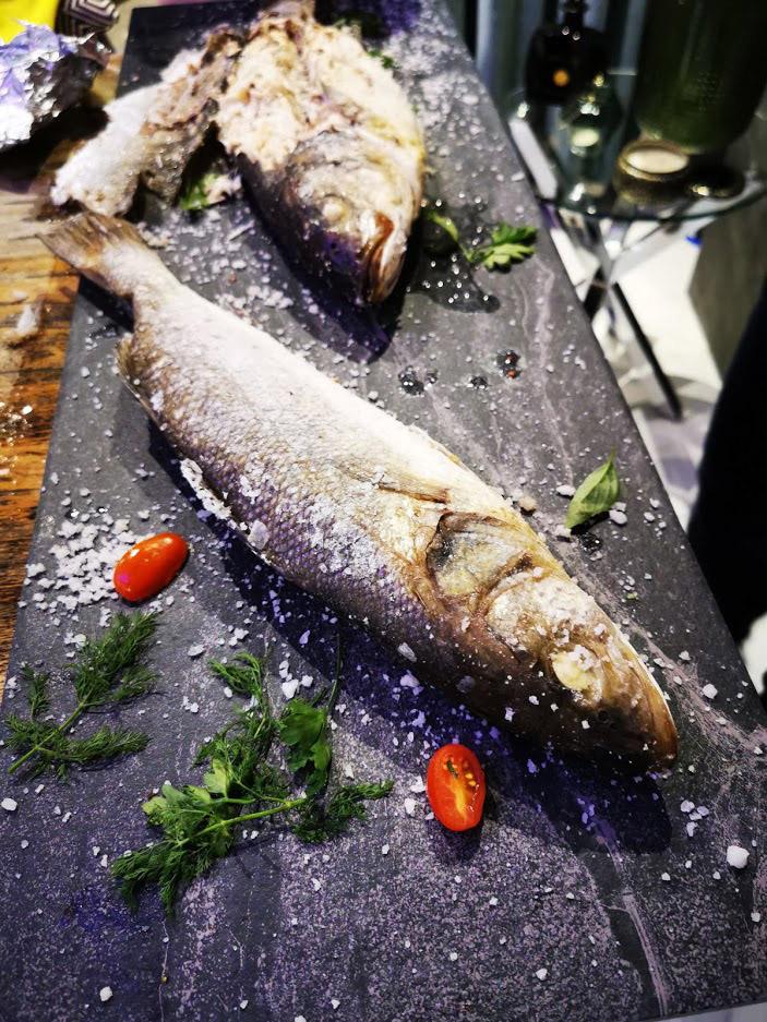 Food. Fish