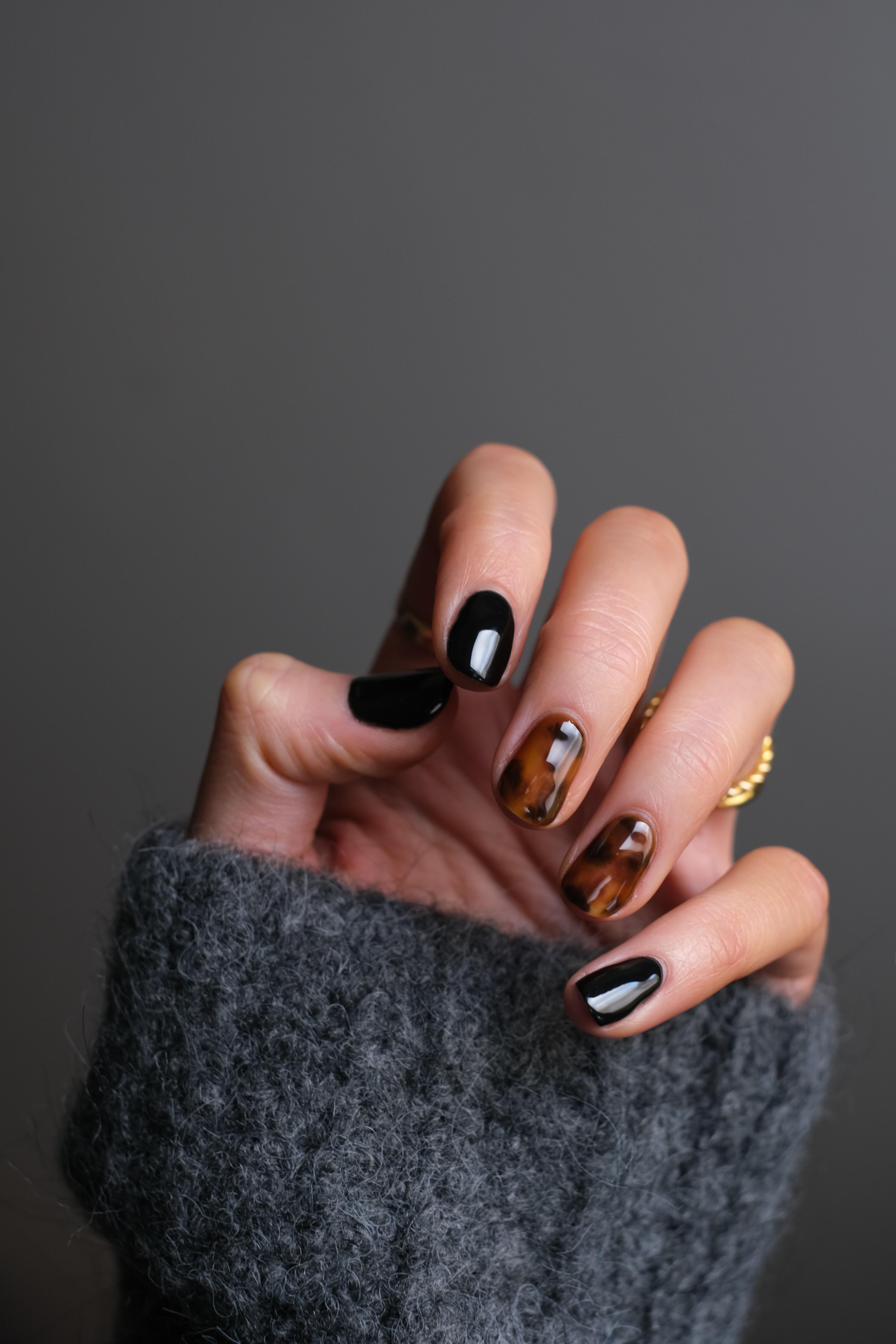 nail tech work
