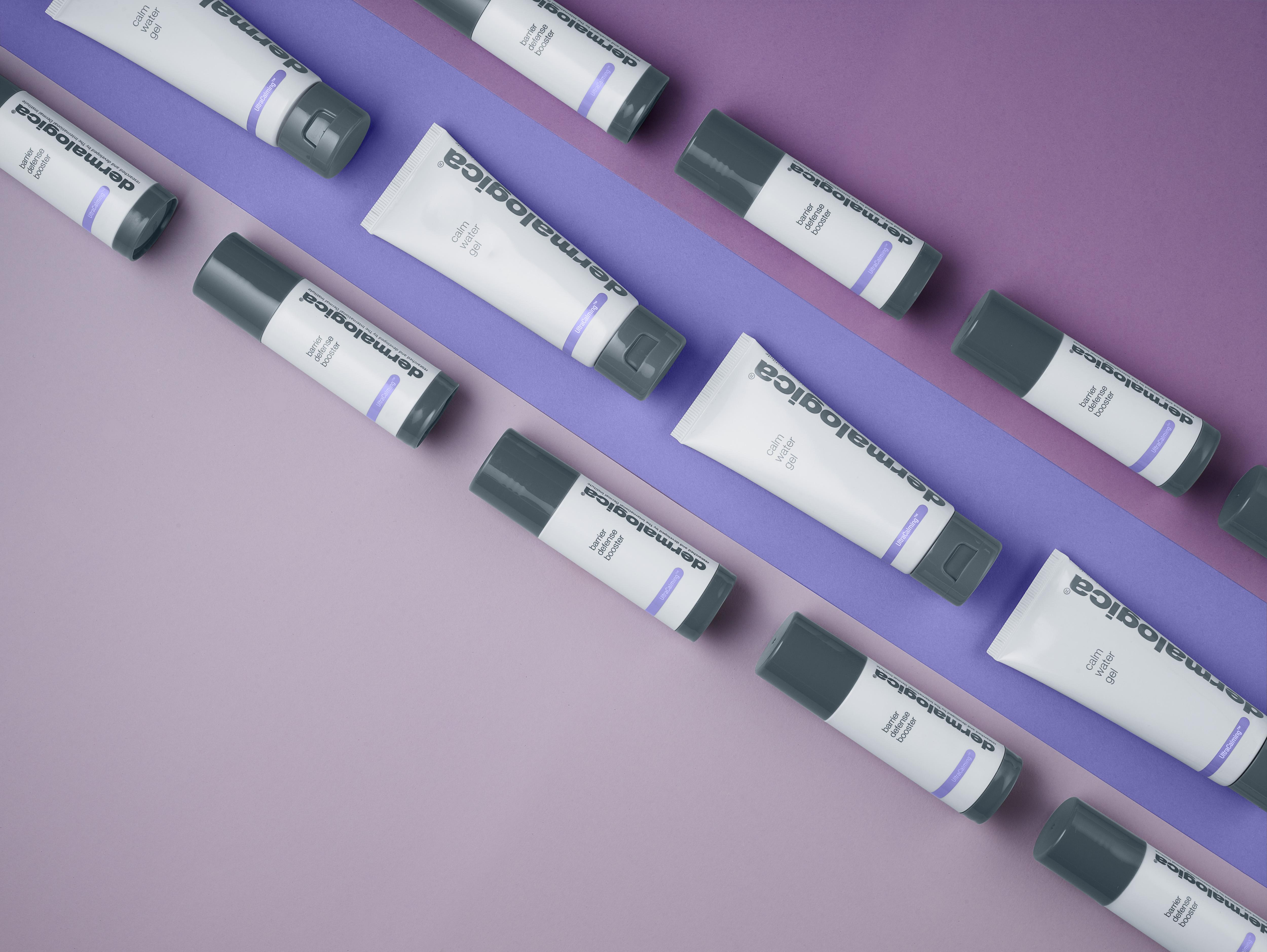 Dermalogica products purple