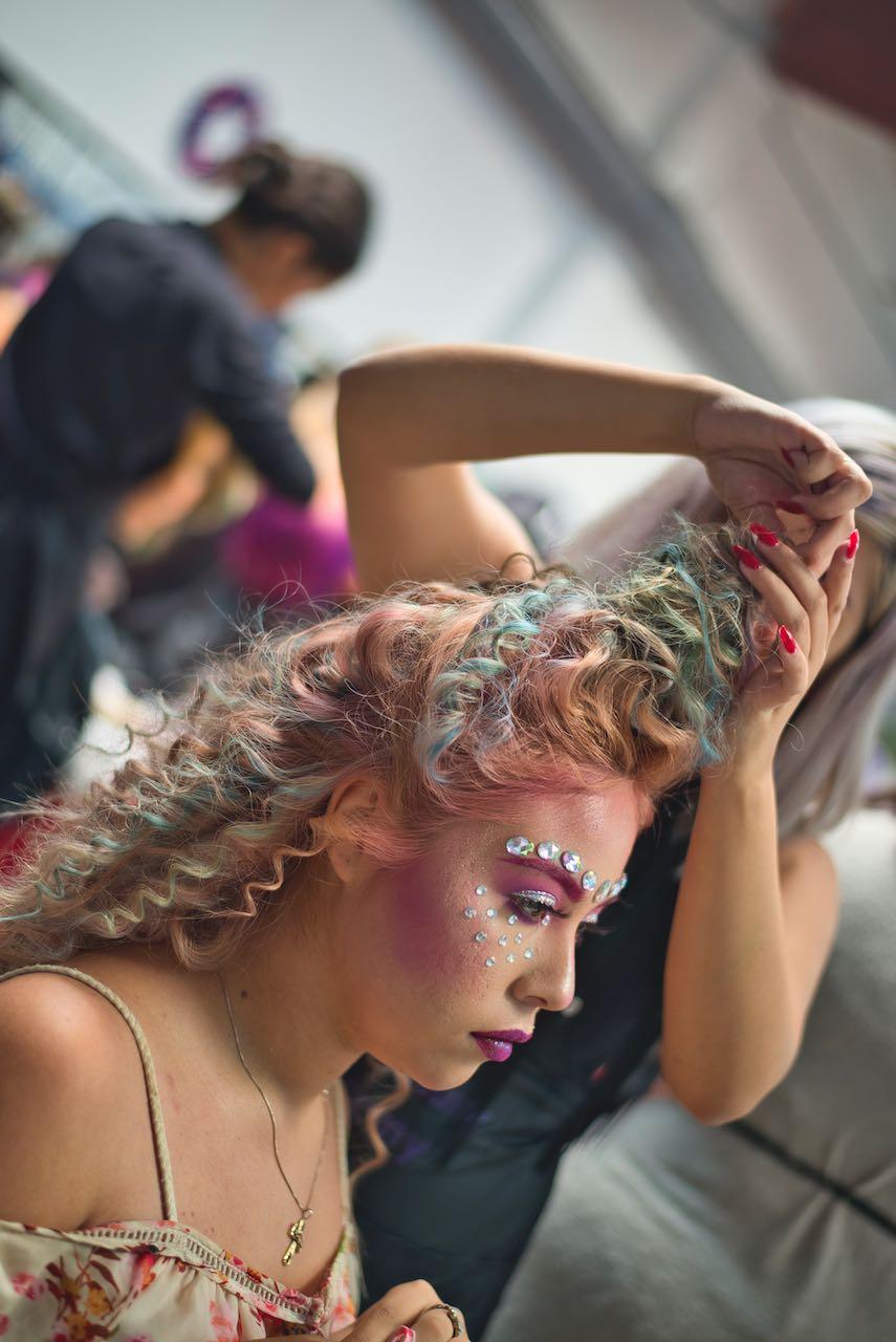 unicorn hair competitor